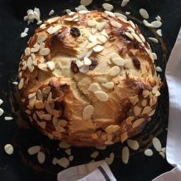 Sweet (Easter) bread